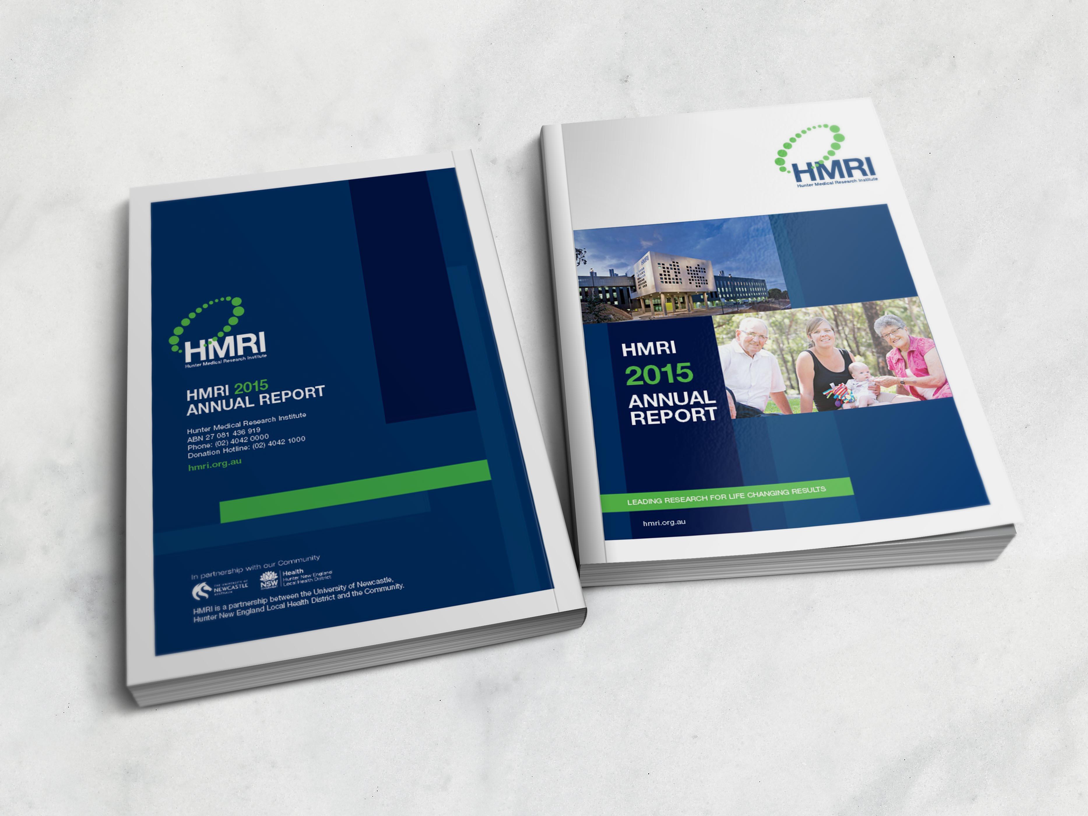 annual report graphic design newcastle design bug
