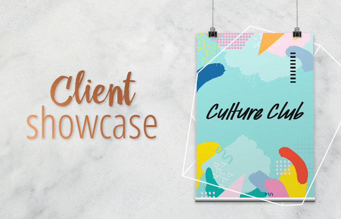 Client Showcase: Branding Newcastle's Newest Cafe, Culture Club