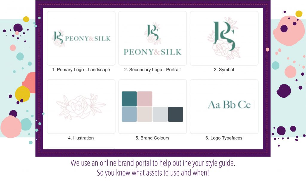 Brand Portal and Style Guide