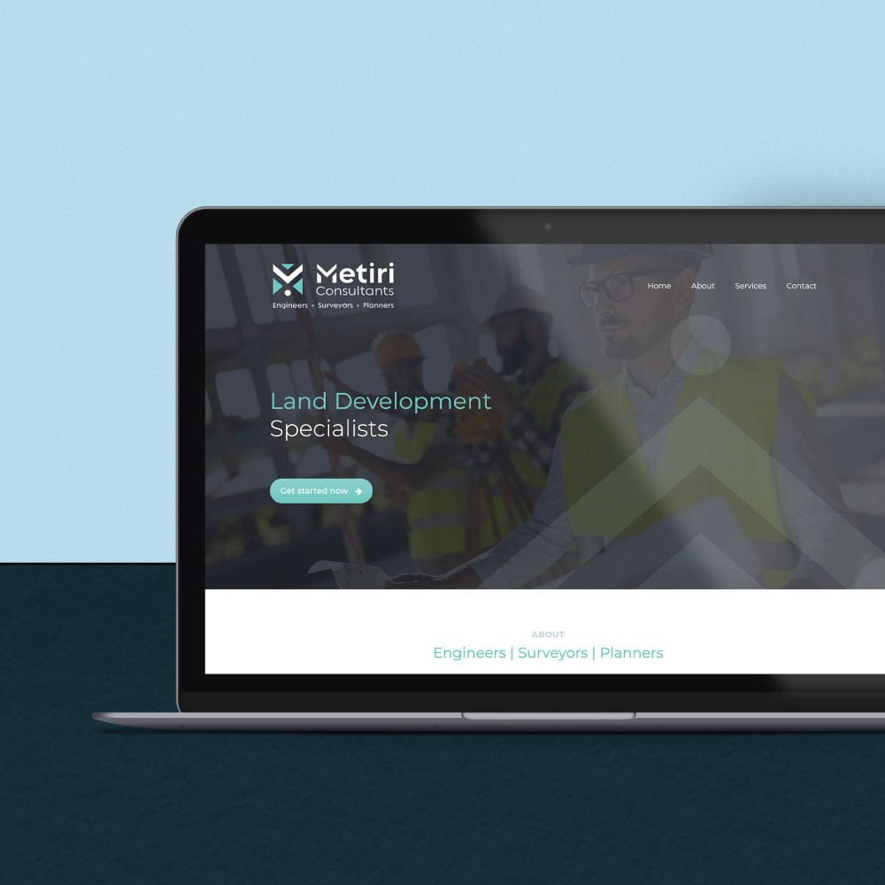Metiri Consultants - Website