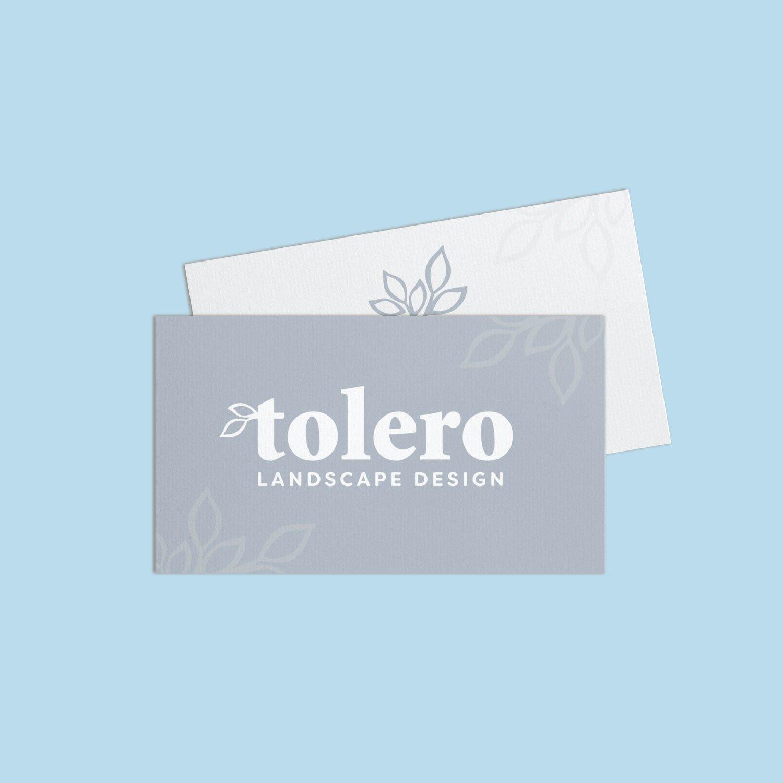 Tolero - Logo Design